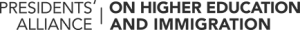 Presidents Alliance logo